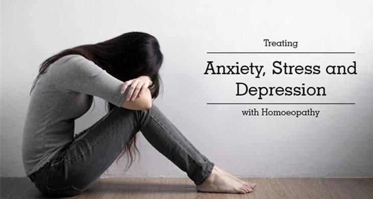 راهکار هومیوپاتی برای درمان اضطراب/ homeopathy for anxiety