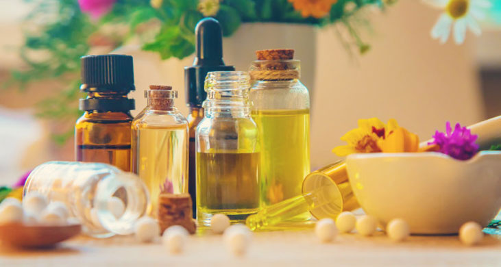 راهکارهای طب هومیوپاتی برای درمان میخچه
