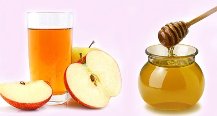 سرکه سیی و عسل برای درمان سرگیجه