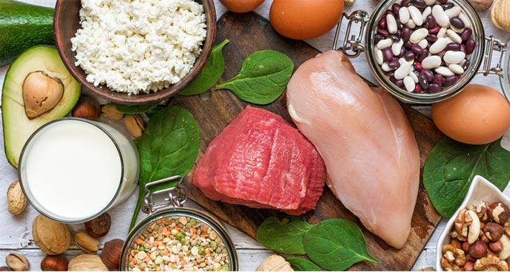 / پروتئین برای شکستگی استخوان / protein